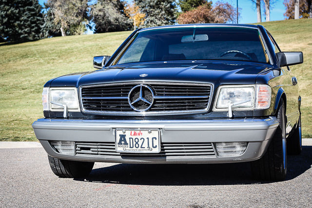 Extremely well maintained 1986 mercedes 560 sec full for 1986 mercedes benz 560 sec