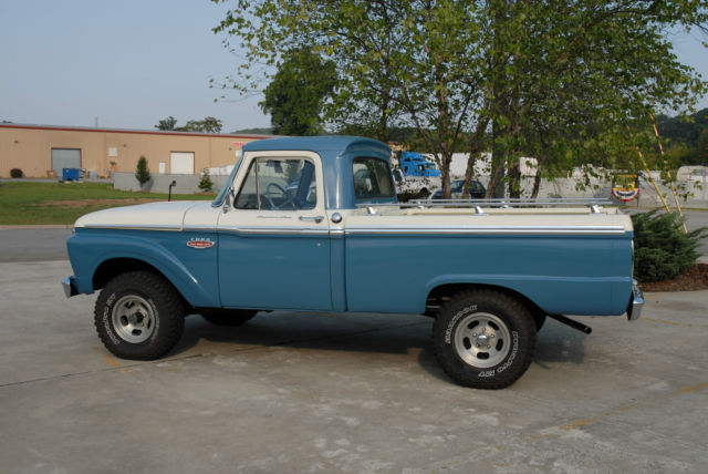 Truck Beds For Sale >> F-100 1966 4X4 352 Shortbed Not 1967 Not 1978 - Classic Ford F-100 1966 for sale