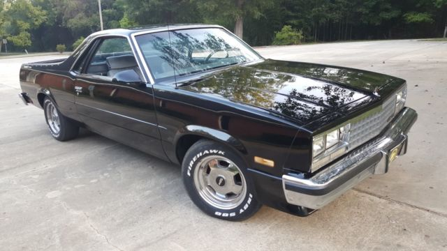 700r4 Transmission For Sale Craigslist >> Family owned for the last 18 years - Classic Chevrolet El Camino 1987 for sale