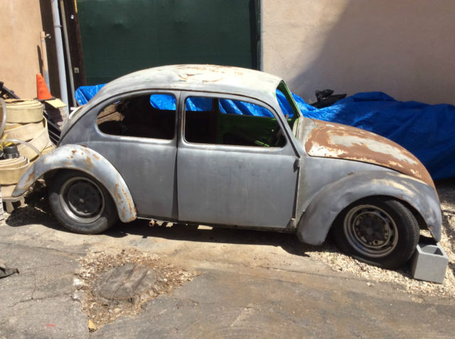 Fathers And Sons VW >> Father Son 1967 Vw Beetle Project Not Running Classic