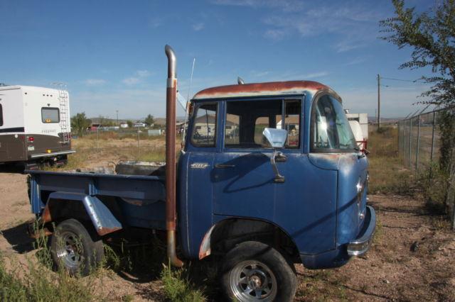 fc 150 jeep forward control arizona truck wide track all steel stight body classic jeep. Black Bedroom Furniture Sets. Home Design Ideas