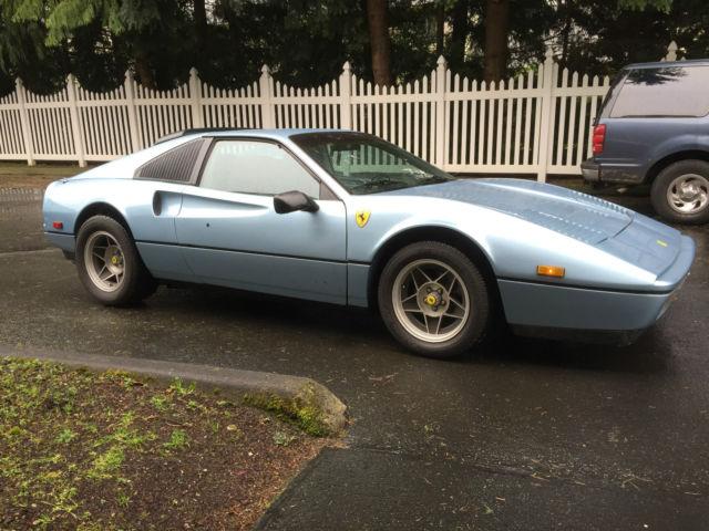 Ferrari 328 gtb replica pontiac fiero gt kit car porsche 308 348 ferrari 328 gtb replica pontiac fiero gt kit car porsche 308 348 355 360 458 sciox Gallery