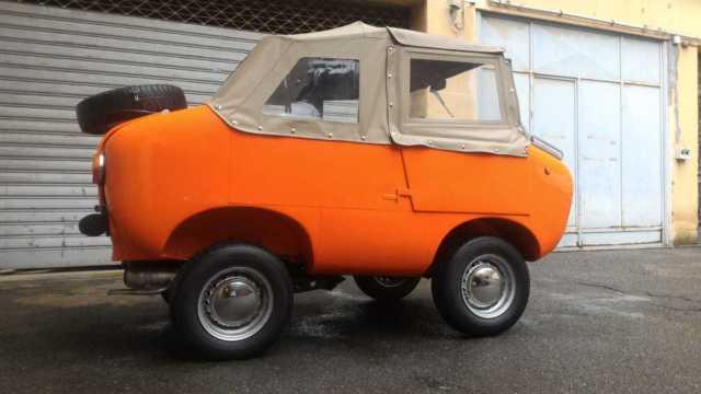 Ferves Ranger 1966 Fiat 500 Off Road Derivative Classic