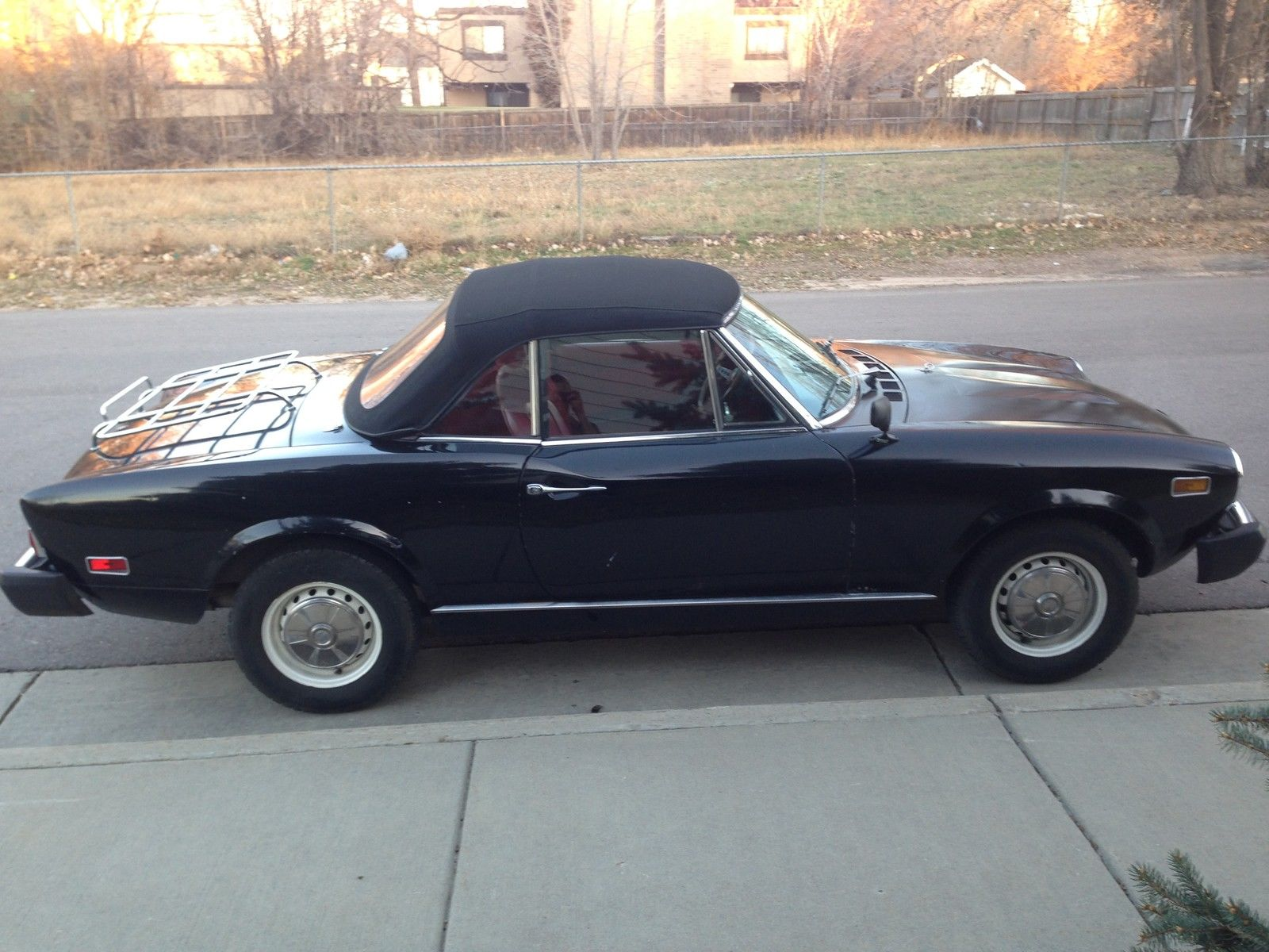 FIAT 124 SPIDER Classic Fiat Other 1975 for sale