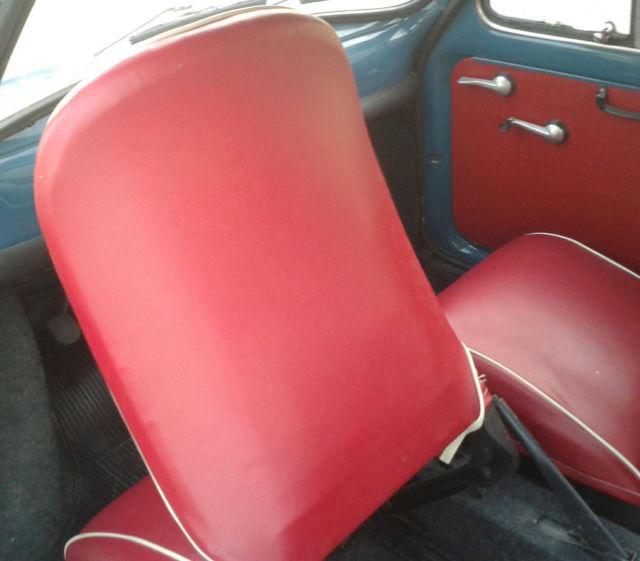 """FIAT 500 F 1967 """"Nuova 500"""" Excellent Original"""