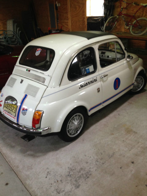 Fiat 500 Giannini Classic Fiat 500 1969 For Sale
