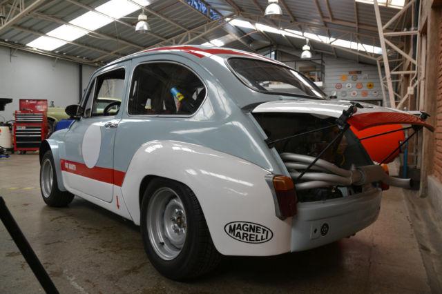 Fiat Abarth Tc Recreation