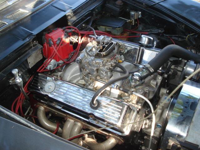 Fiat V8 Chev Engine Hotrod Potential And Very Fast Car