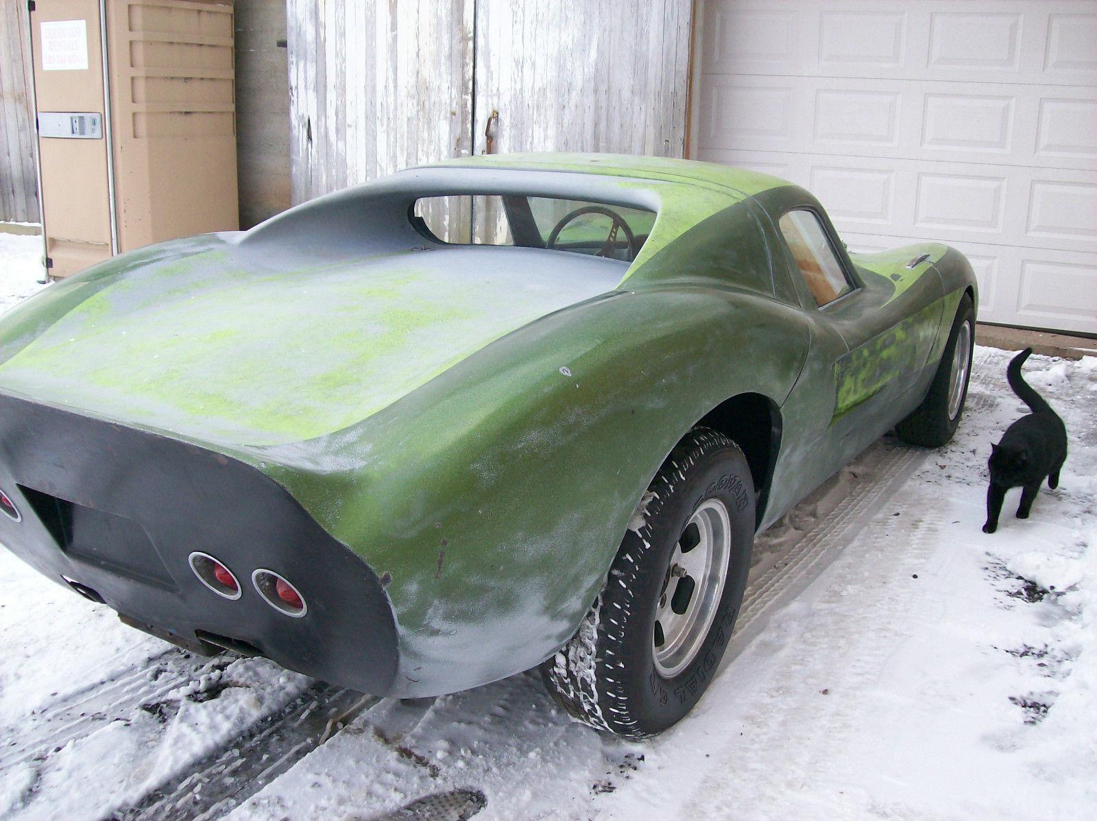 fiberfab  aztec gt kit car vw  rare  ferrari dino gt  avenger classic replica