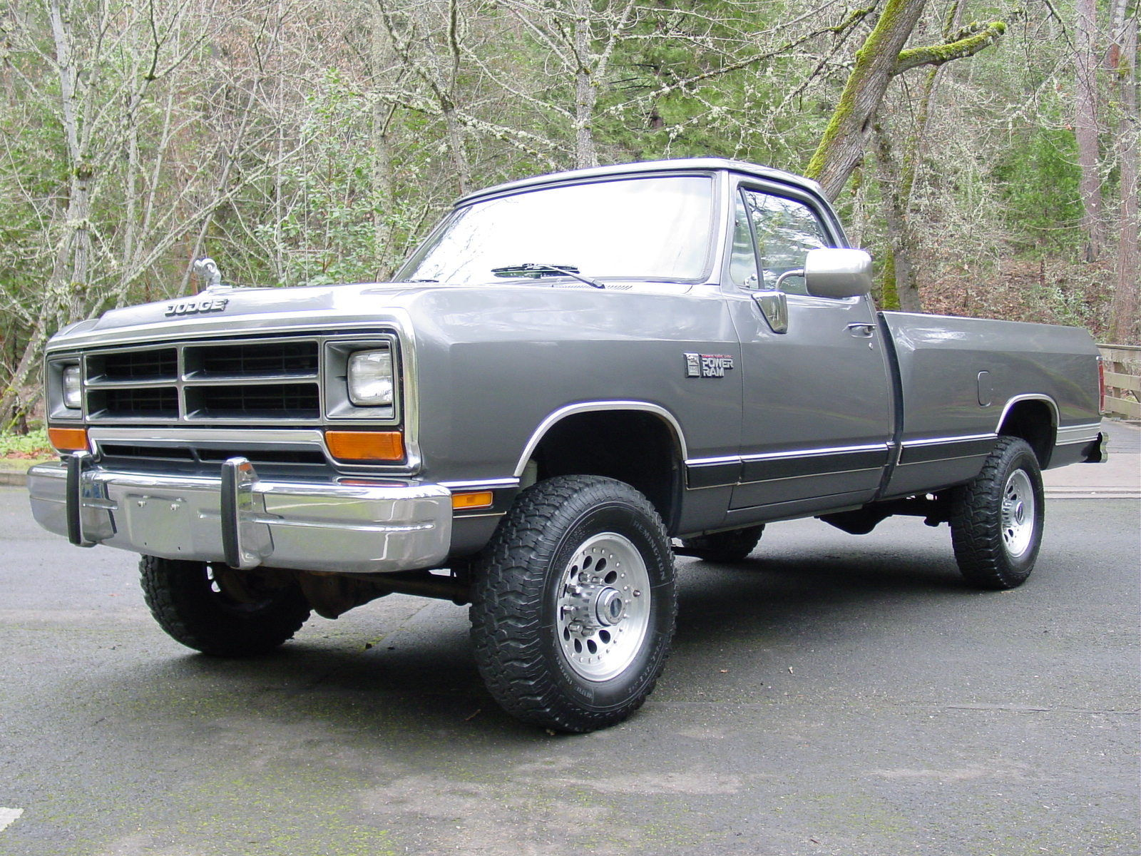 first generation 12 valve cummins turbo diesel 4wd pickup. Black Bedroom Furniture Sets. Home Design Ideas