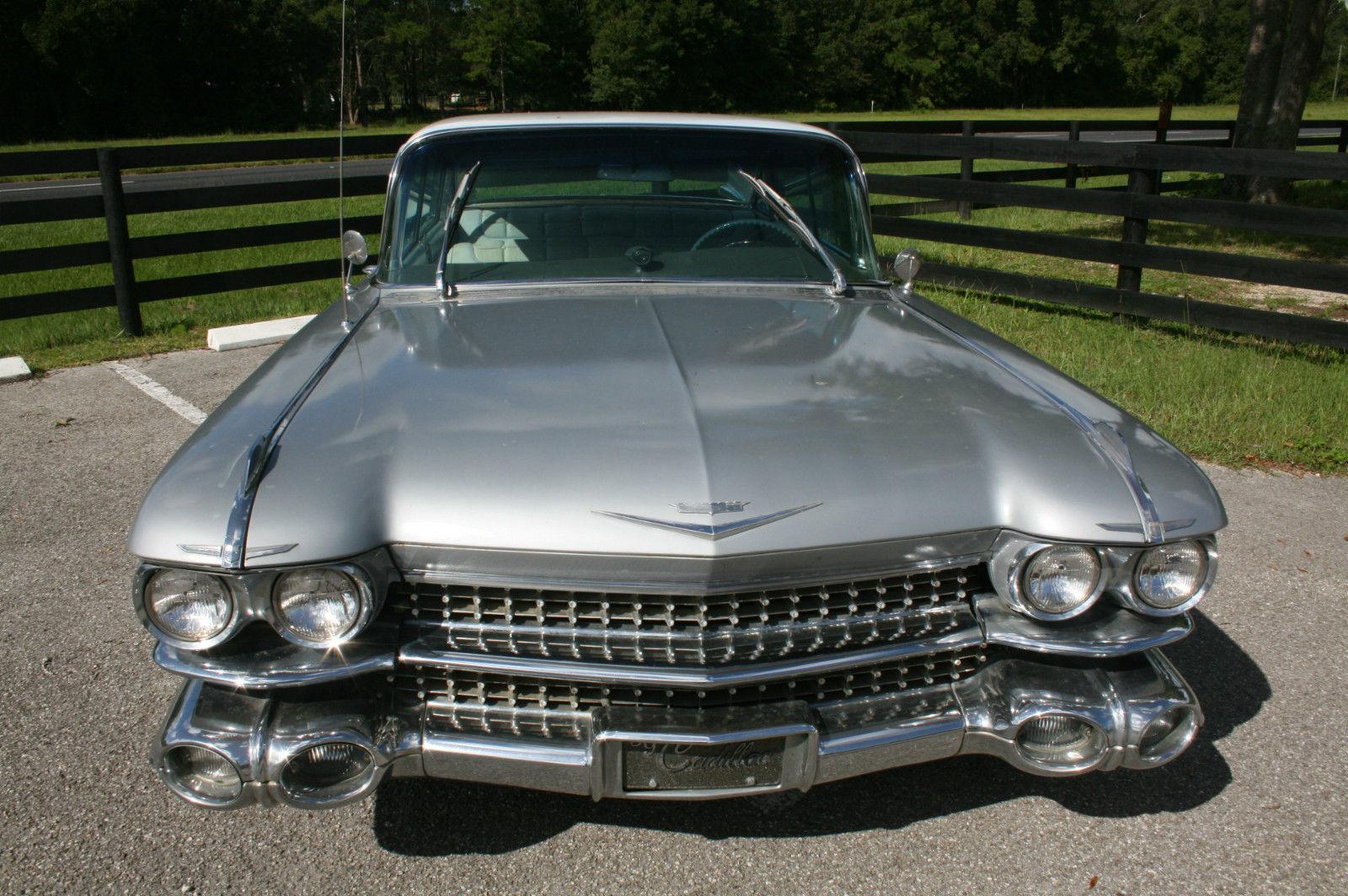FLORIDA STATE 1959 CADILLAC FLEETWOOD ORIGINAL CALL TITUS ...