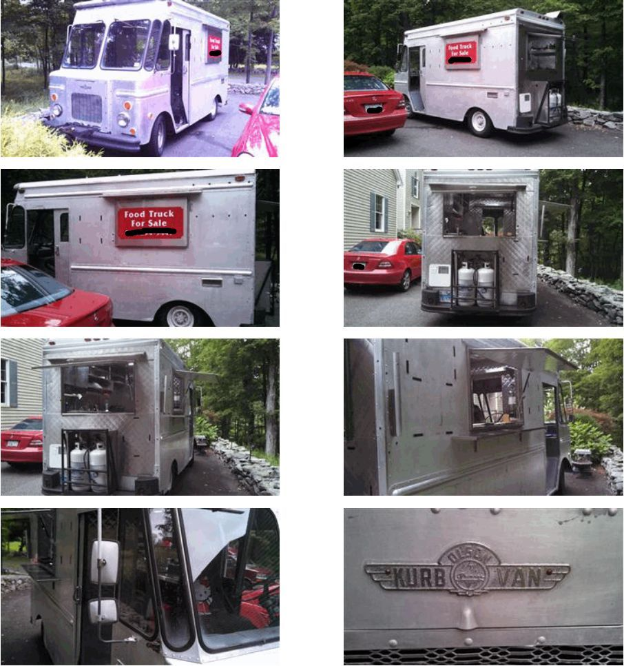 FOOD TRUCK for sale - FULLY REMODELED, BRAND NEW KITCHEN, FREE ...