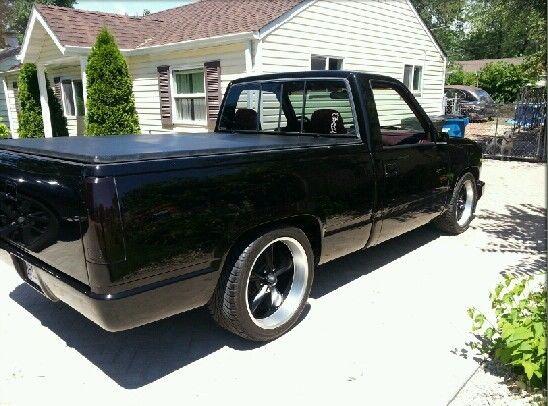 For Sale 1993 Chevy Silverado custom pickup truck short ...