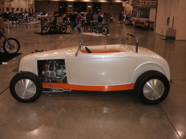 Ford 1932 Hiboy Lakes Track Roadster 3 4 Scale Show Car