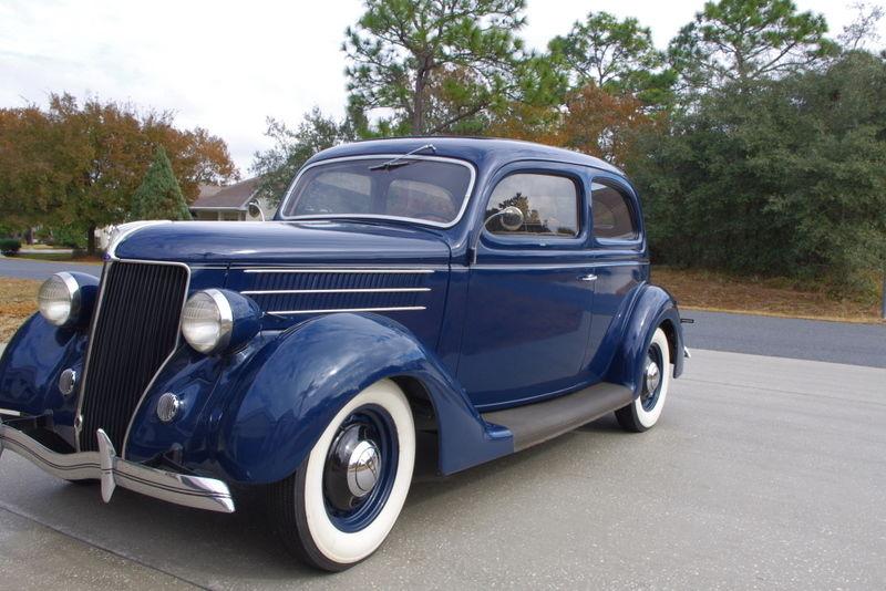 Ford 1936 2dr slant back classic ford other 1936 for sale for 1936 ford 2 door slant back