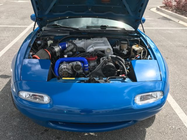 Ford 5 0 302 V8 Miata Classic Mazda Mx 5 Miata 1990 For Sale