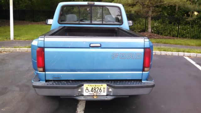 Ford F 150 Flairside Classic Ford F 150 1992 For Sale