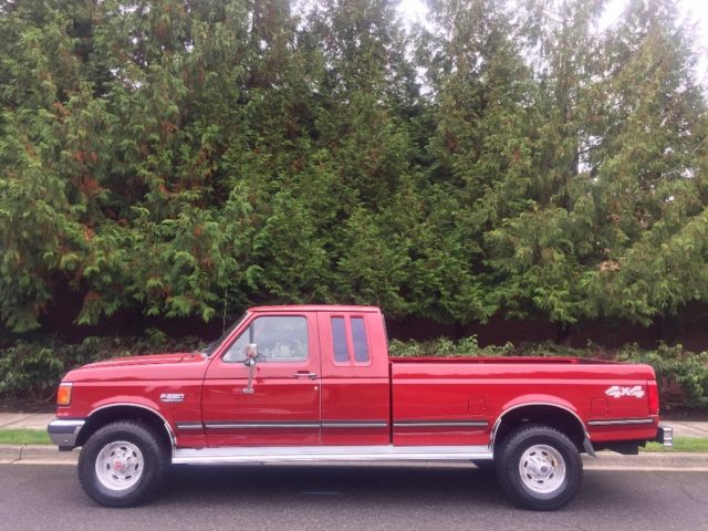 FORD F-250 XLT LARIAT EXTENDED CAB 4X4 PICKUP SUPER DUTY ...