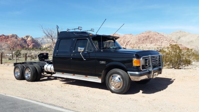 Ford F 350 Tandem Axle Dually Classic Ford F 350 1991