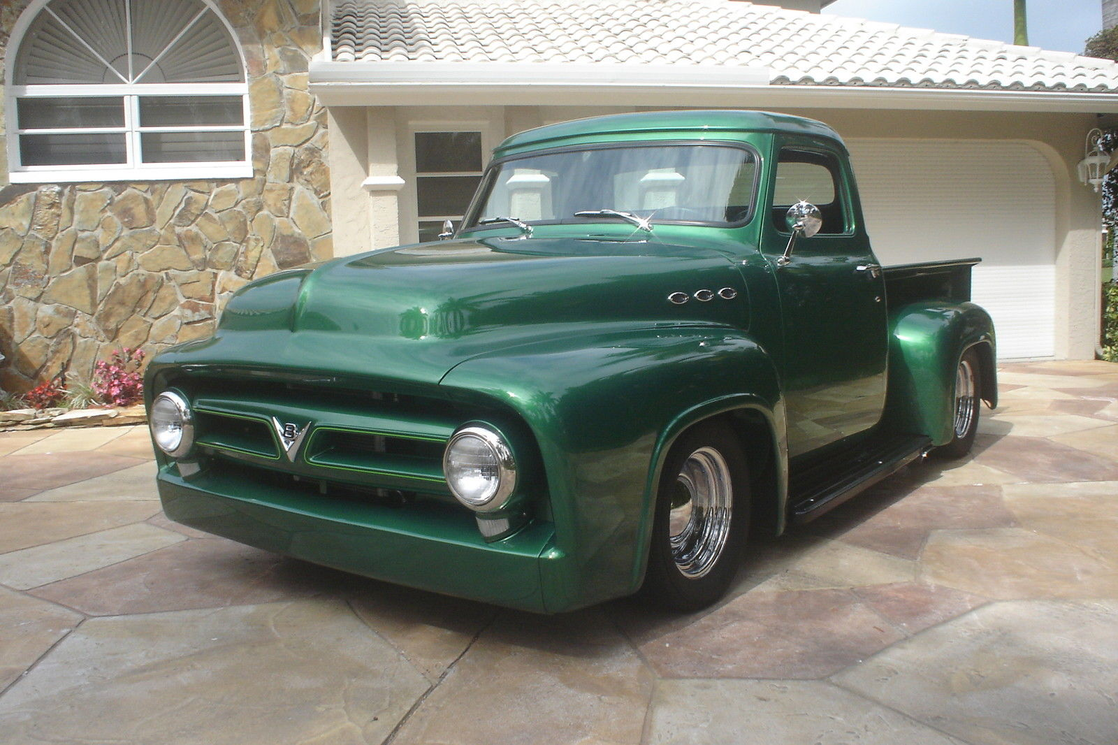ford f100 custom 1953 classic ford f 100 1953 for sale. Black Bedroom Furniture Sets. Home Design Ideas