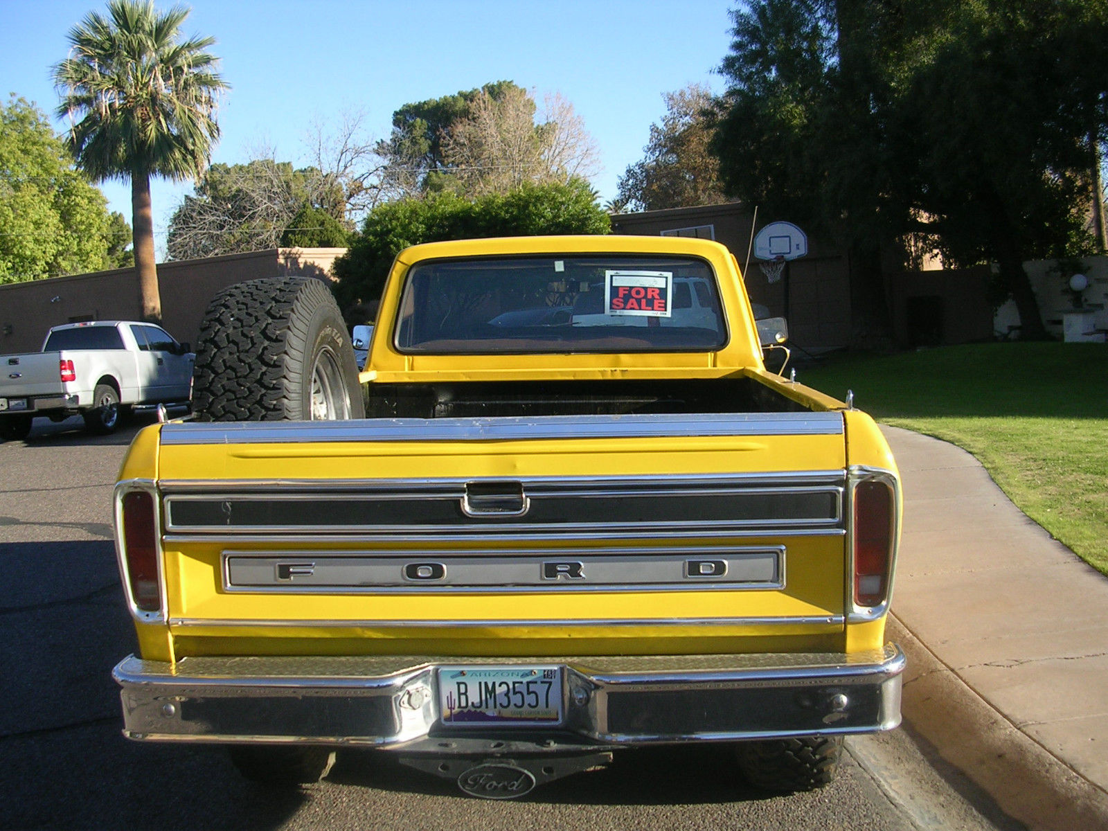 Ford F250 4x4 460 4speed Classic F 250 1978 For Sale 1955 Prevnext