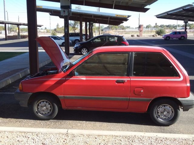 ford festiva 1989   classic ford festiva 1989 for sale