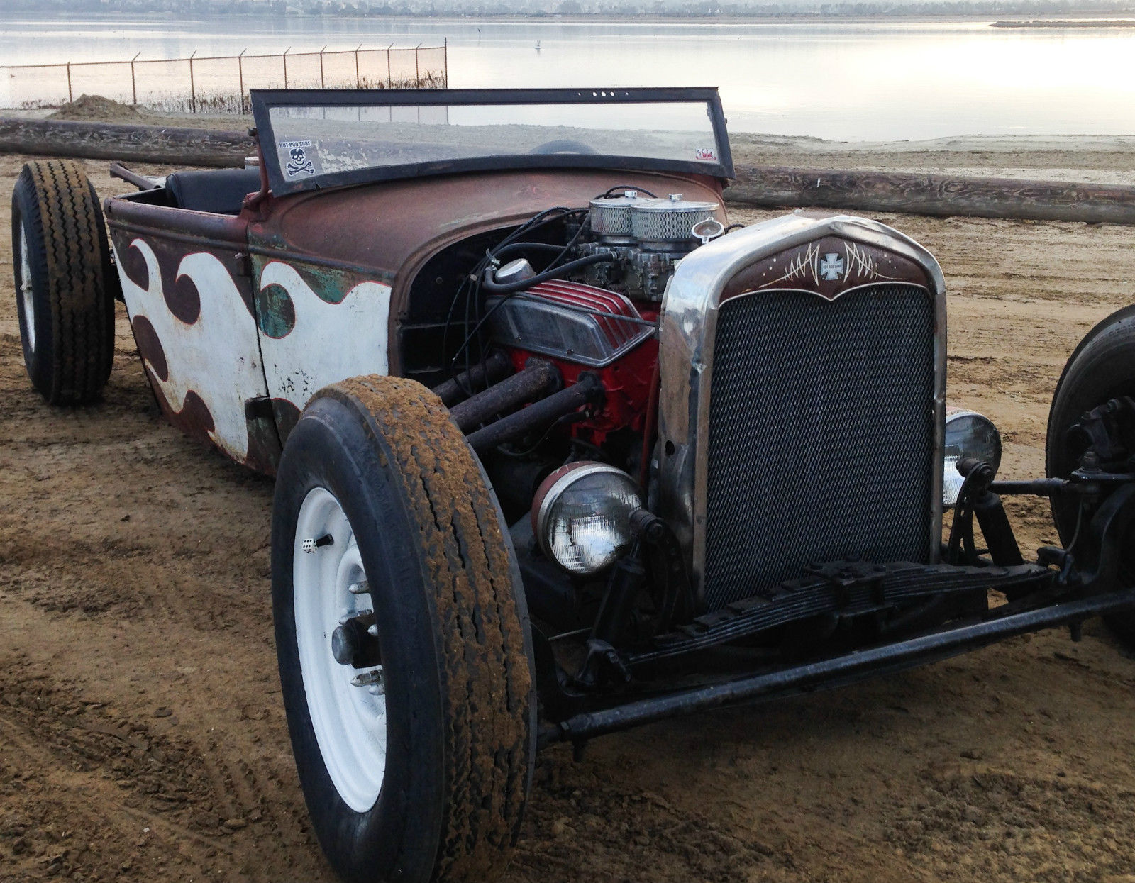 Ford Model A Hot Rod Truck Roadster Special 1929 1928 1930 1931 Rat Rod 32 Classic Ford Other Pickups 1928 For Sale