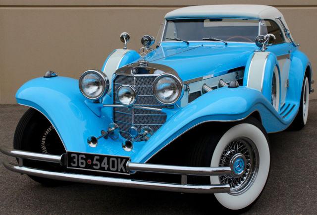 Ford Motor Oldtimer Excalibur Auburn Zimmer Clenet