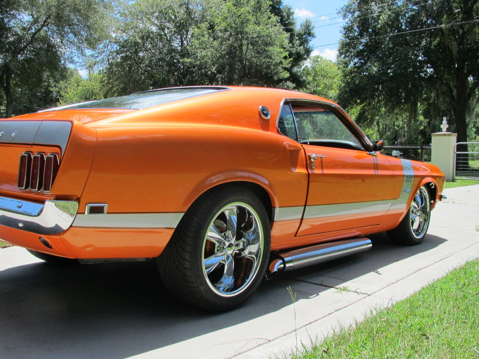 Ford Mustang Mach I showcar Protouring Restromod Classic ...