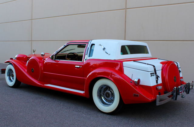 Ford Mustang Neoclassic Like Excalibur Auburn Clenet