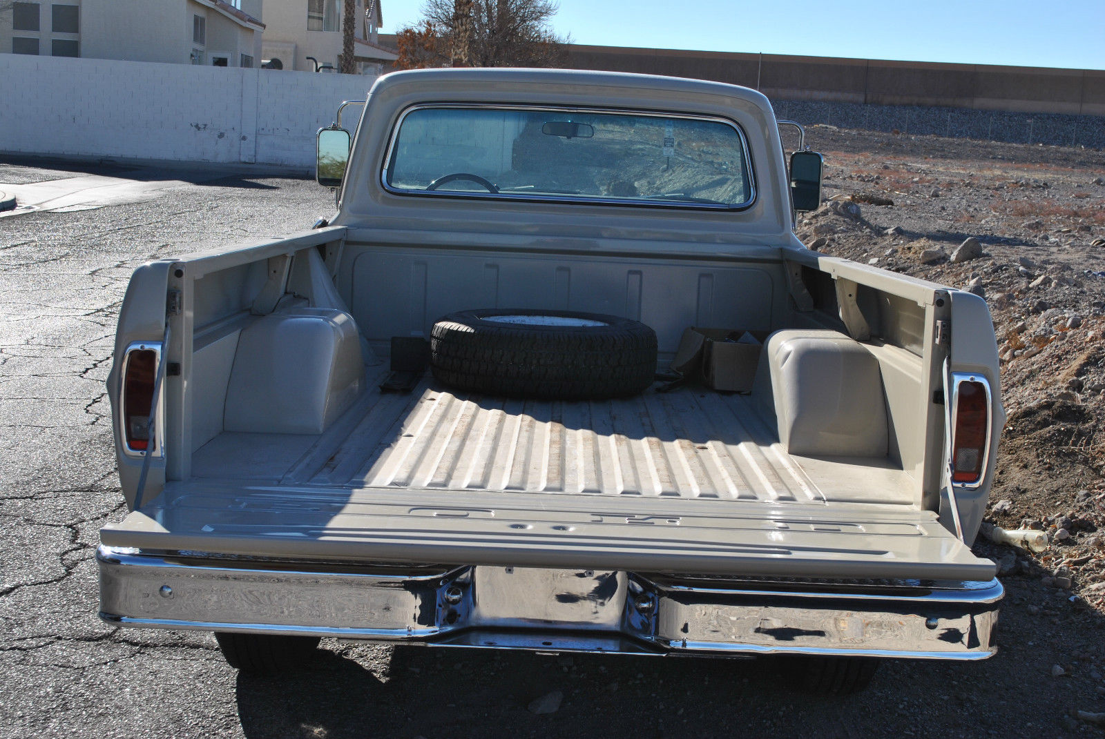 Ford Truck F250 Custom Cab Camper Special Dont Miss This One 1970 Ranger