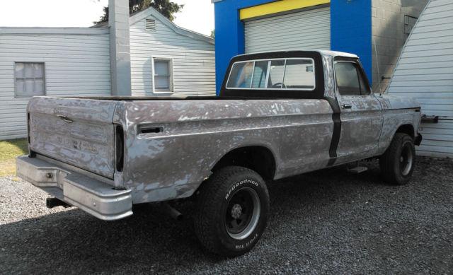 Ford Truck F250 Highboy 4x4 Pickup Pick up 4wd F150 F100 ...
