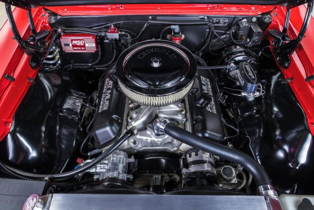 Frame Off Build! Pat Musi 555ci V8 (675hp) TH400, Gear