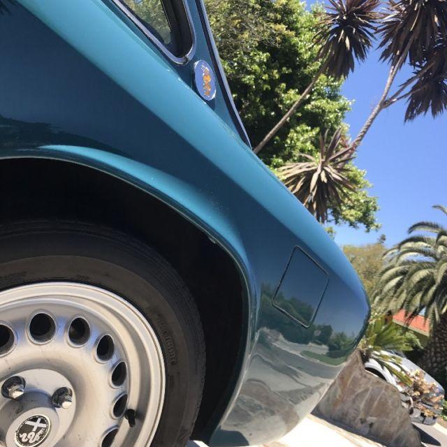 Freshly Restored 1974 Alfa Romeo Conrero Rally Style GTV