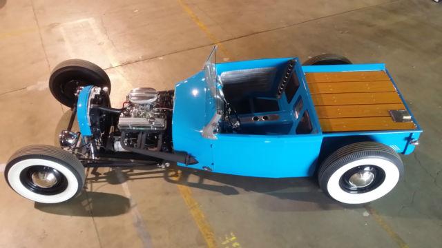 Full Custom Hot Rod Roadster Pickup 327 V8 At Quick 1928