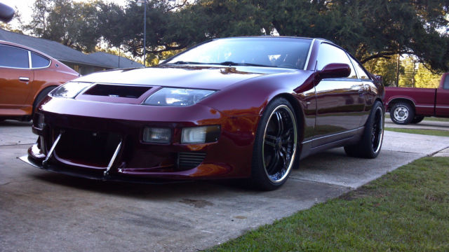 nissan 300zx twin turbo manual for sale