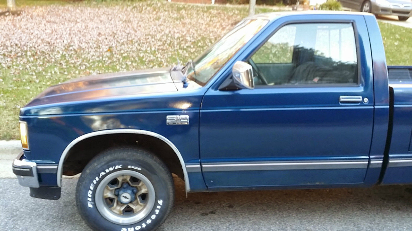 fully rebuilt 1987 chevy chevrolet s10 s 10 pickup truck new motor new trans classic. Black Bedroom Furniture Sets. Home Design Ideas