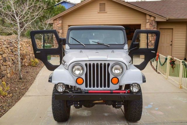 fully restored 1980 jeep cj5 classic jeep cj 1980 for sale. Black Bedroom Furniture Sets. Home Design Ideas