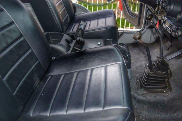 Fully Restored Jeep Cj