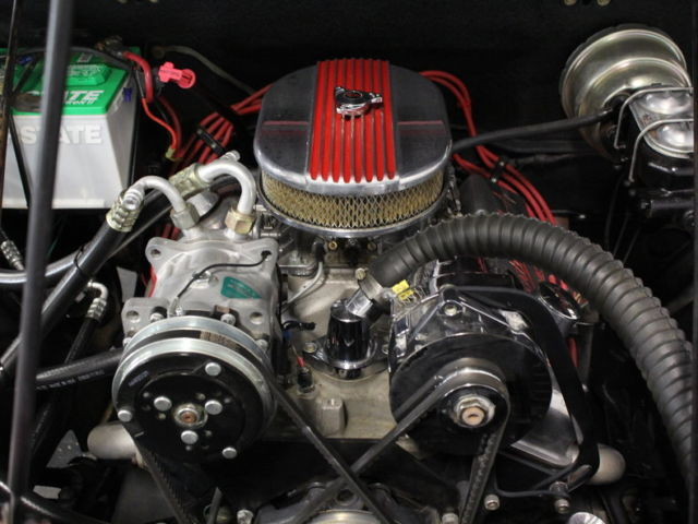 FULLY RESTORED, 350CI CHEVY, 700R4 TRANS, MUSTANG II FRONT