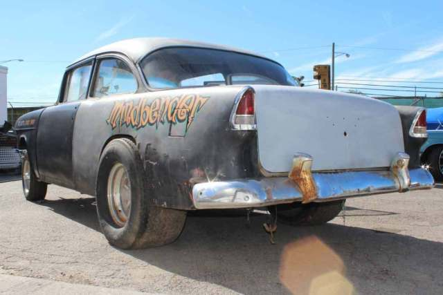 gasser for sale 1955 chevy nhra real barn find drag car hot rod race car racing classic. Black Bedroom Furniture Sets. Home Design Ideas