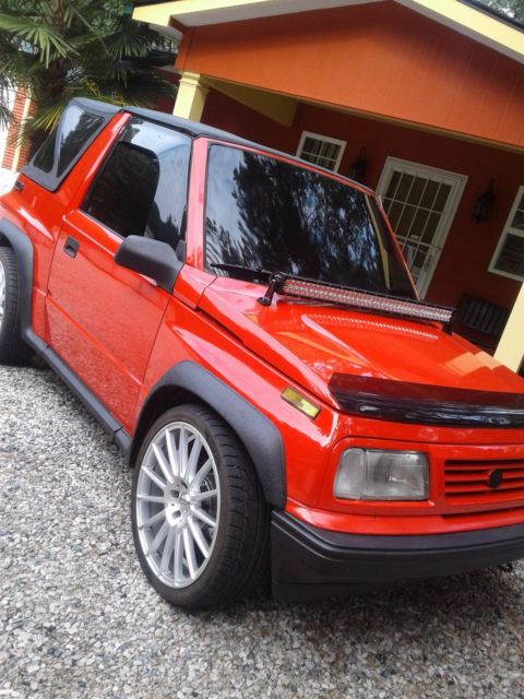 2017 Raptor For Sale >> geo tracker customized - Classic Geo Other 1994 for sale