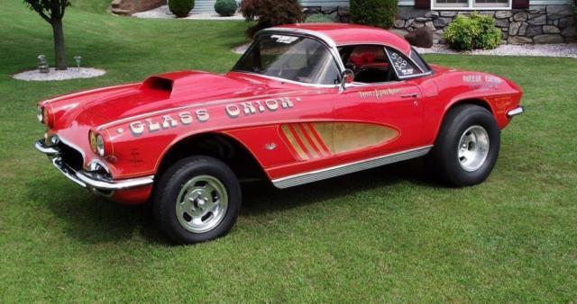 Used Corvettes For Sale >> Glass Onion Famous vintage drag racer, gasser, now street ...