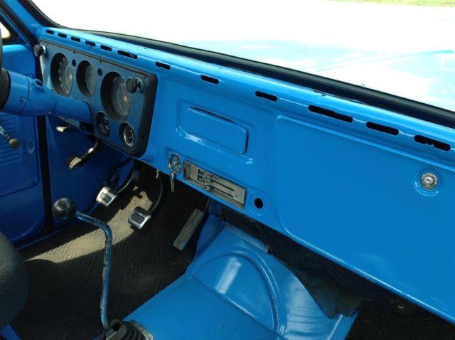 1970 Chevy Pickup >> GMC C15 Step Side Pickup Truck Chevy C10 1967 1968 1969 1970 1971 1972 - Classic GMC C15 1972 ...