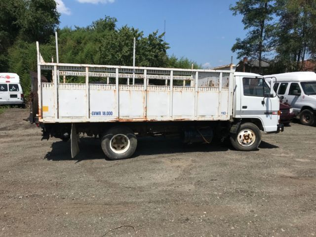 New Jersey Auto Auction >> GMC FORWARD 1986 DIESEL MANUAL 6 SPEED - Classic GMC W4000 ...