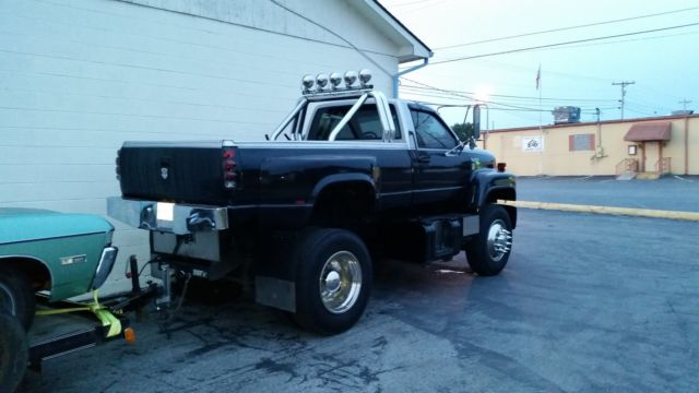 Lifted Trucks Custom >> GMC TOPKICK CUSTOM LIFTED MONSTER TRUCK WITH CAT DIESEL & ALLISON AUTO TRANS - Classic GMC Other ...