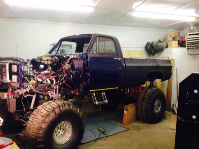 Classic 4X4 Trucks For Sale >> GMC Truck, 4X4 Truck, Monster Truck, Project Truck, Show Truck, Lifted Truck - Classic GMC ...