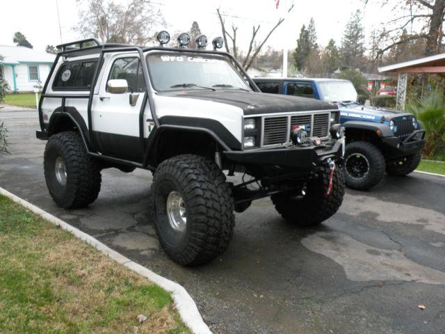 GMC/Chevy/K5/Jeep/Bronco - Classic Chevrolet Blazer 1986 ...