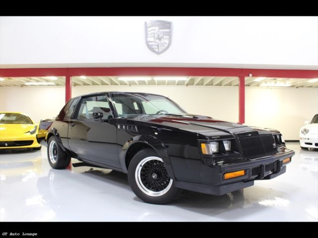 Gnx 484 Of 547 One Owner Grand National Regal Low Miles