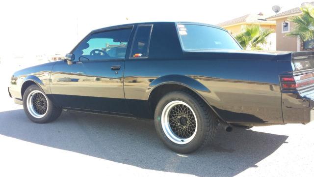 GNX GTA LSX LS1 SBC BBC Turbo, T Type, Turbo T Regal Cutlass Monte